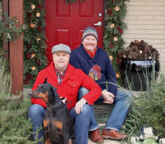 James, Jamie & Harley Dec 30 2012