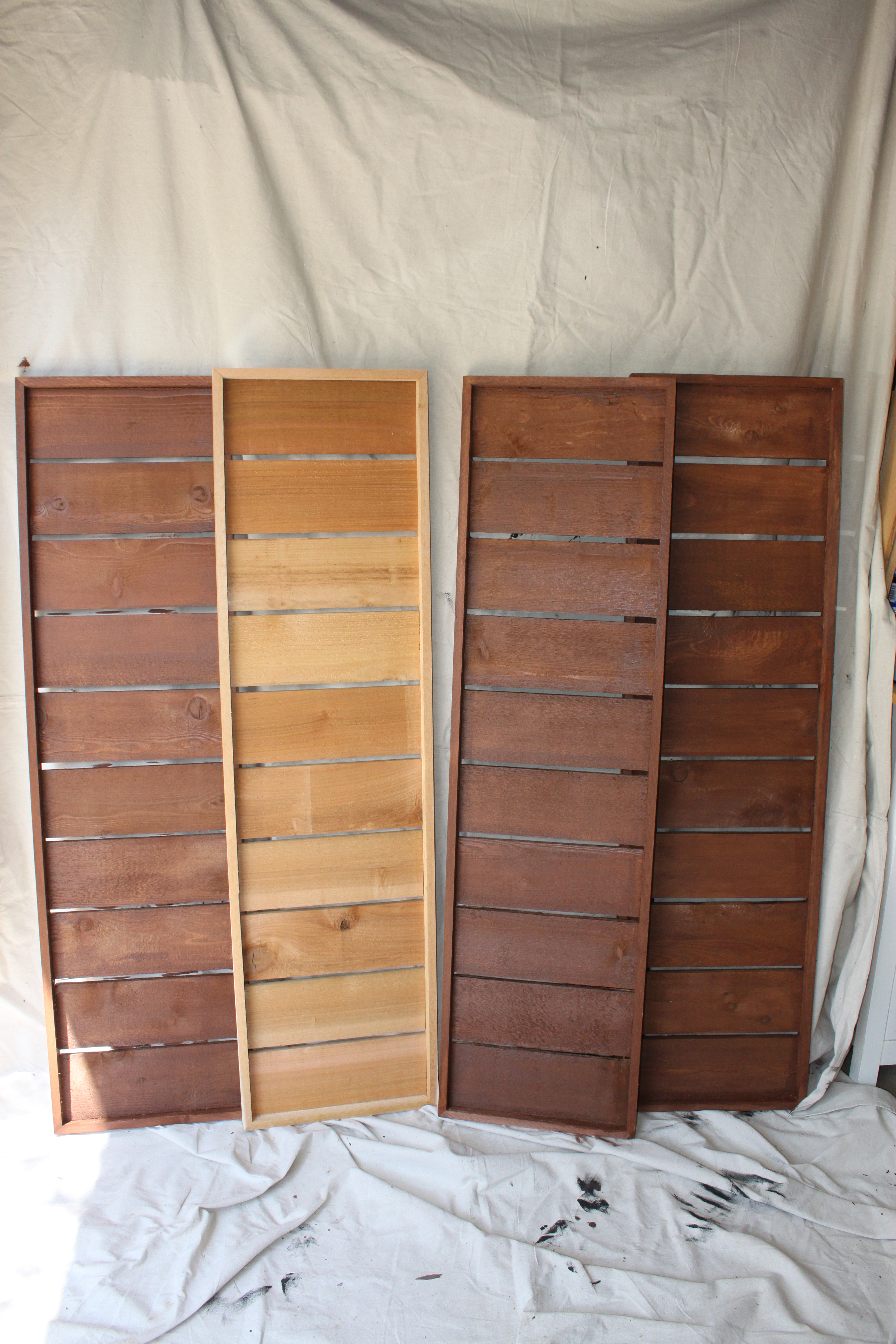 Wood Shutters THE CAVENDER DIARY