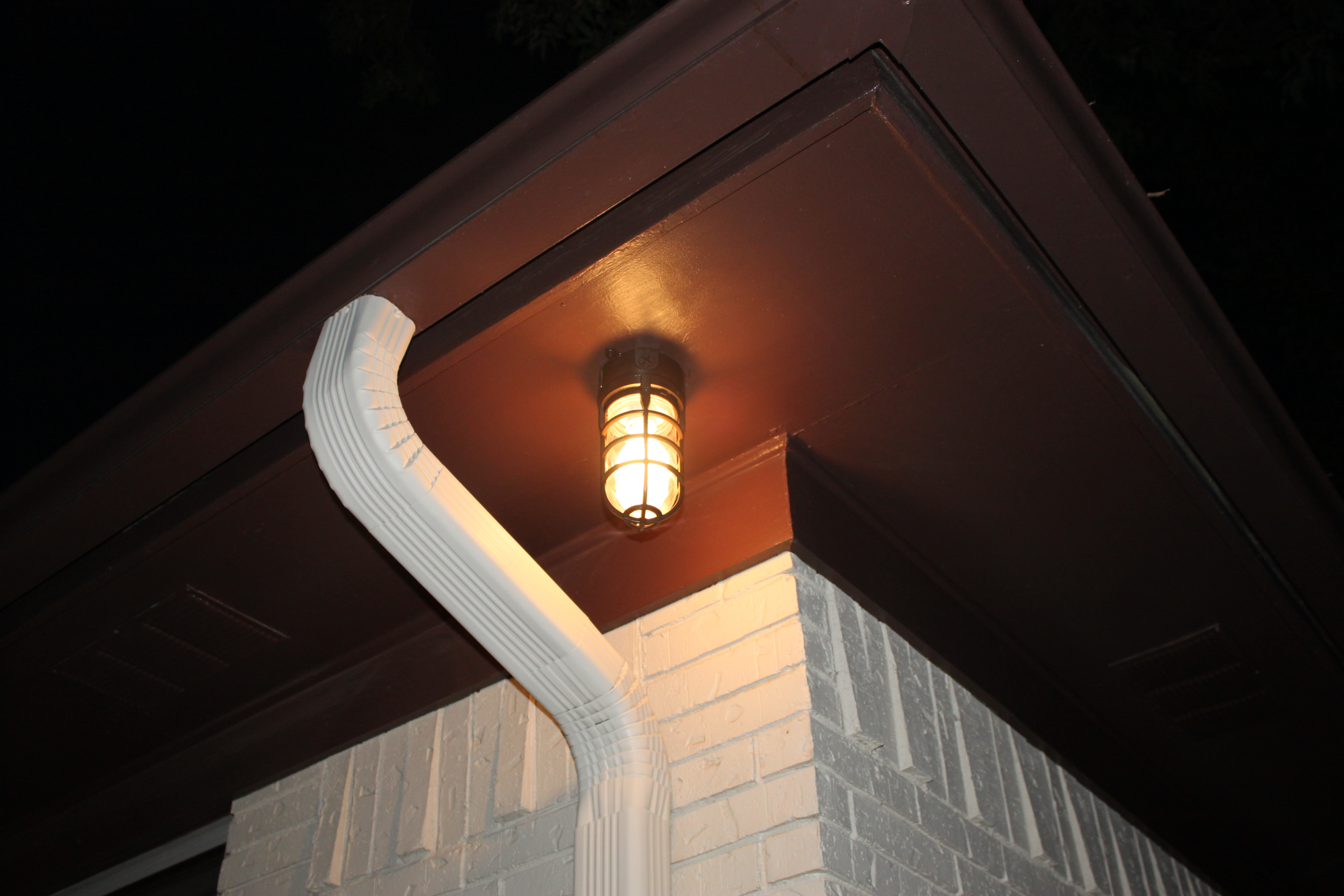 more outdoor lighting the cavender diary