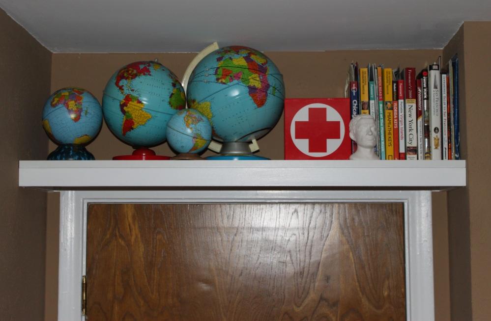 Door Shelf (5/5)