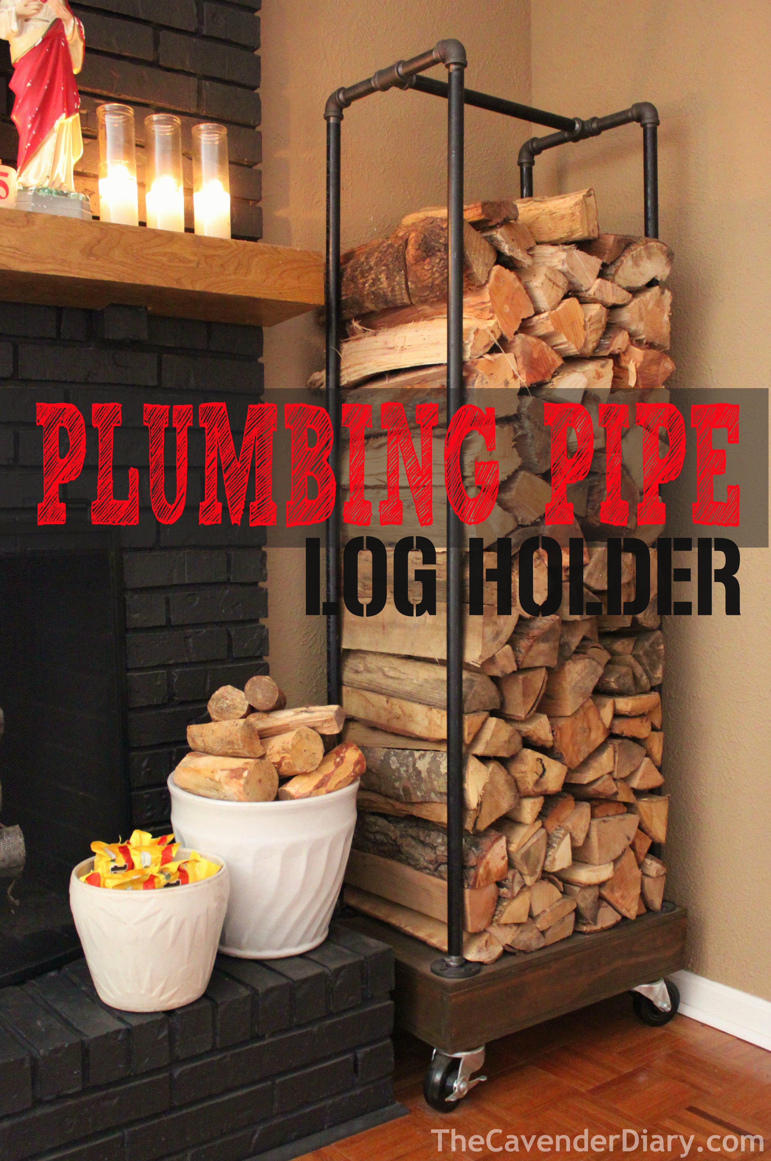Picture of: 20 Interesting Indoor Firewood Storage Ideas Just Crafting Around