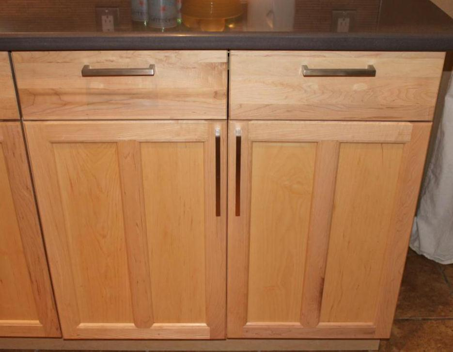 1000 images about kitchen cabinet handle placement on - Kitchen cabinets with handles ...