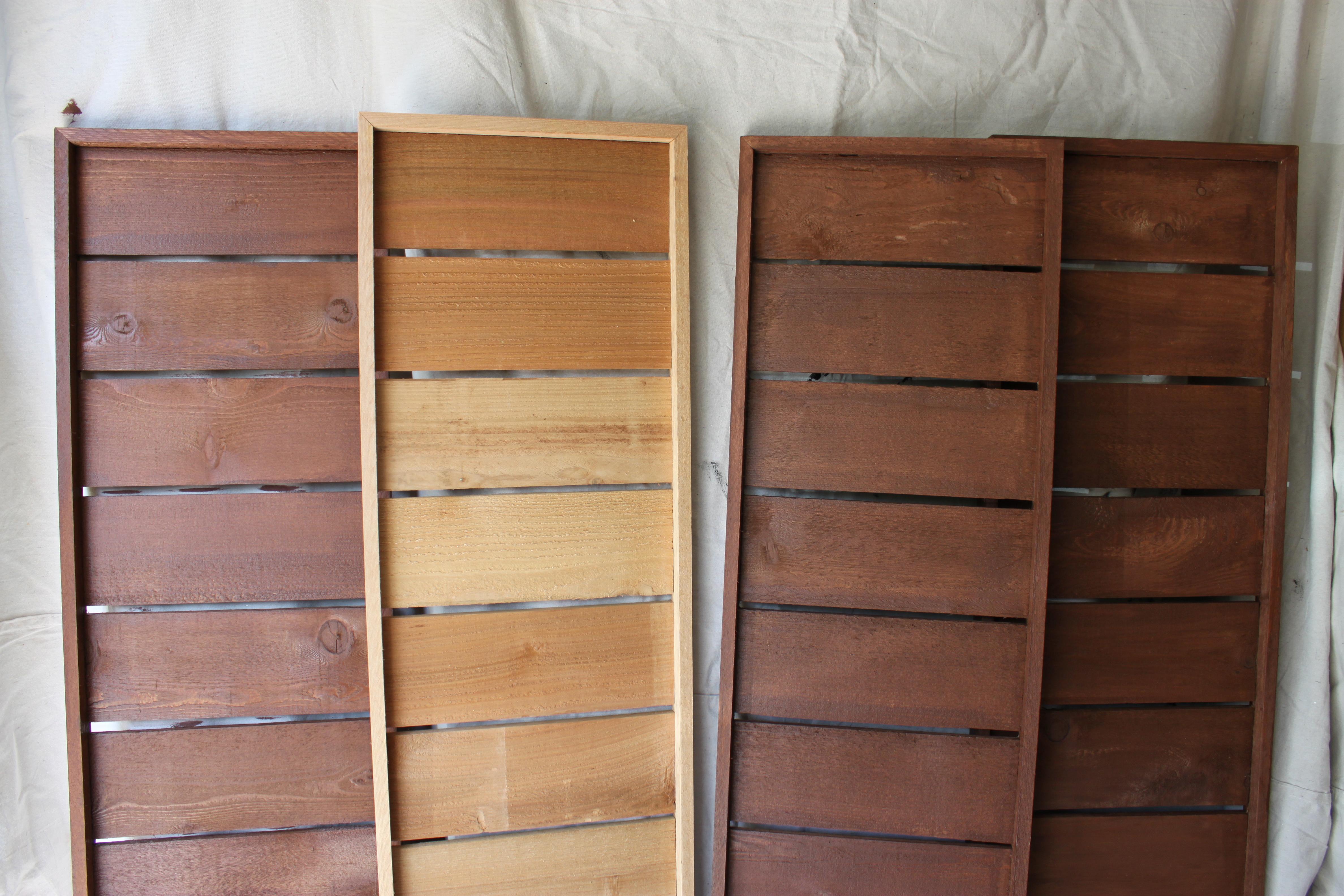 Modern Cedar Shutters  The Cavender Diary. Svarta Bunk Bed. Create Your Own Wallpaper. Cobblestone Driveway. Contemporary Decorative Pillows. Japanese Furniture. Modern Headboards. Custom Medicine Cabinets. Take It For Granite
