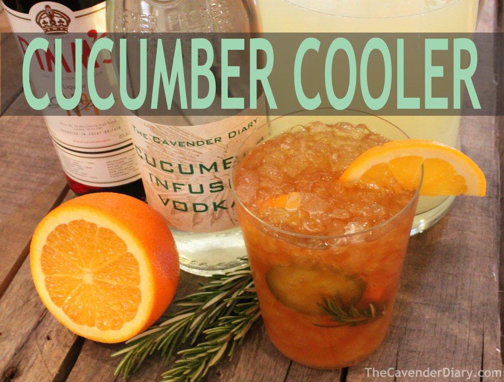 Robin's Cucumber Cooler