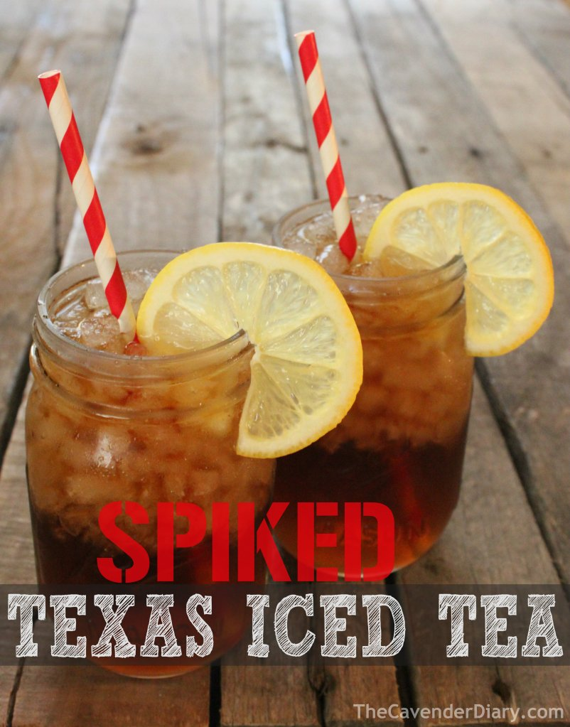 Spiked Texas Iced Tea