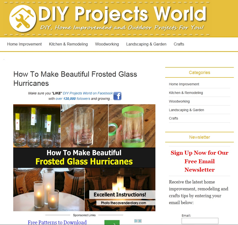DIY Projects World