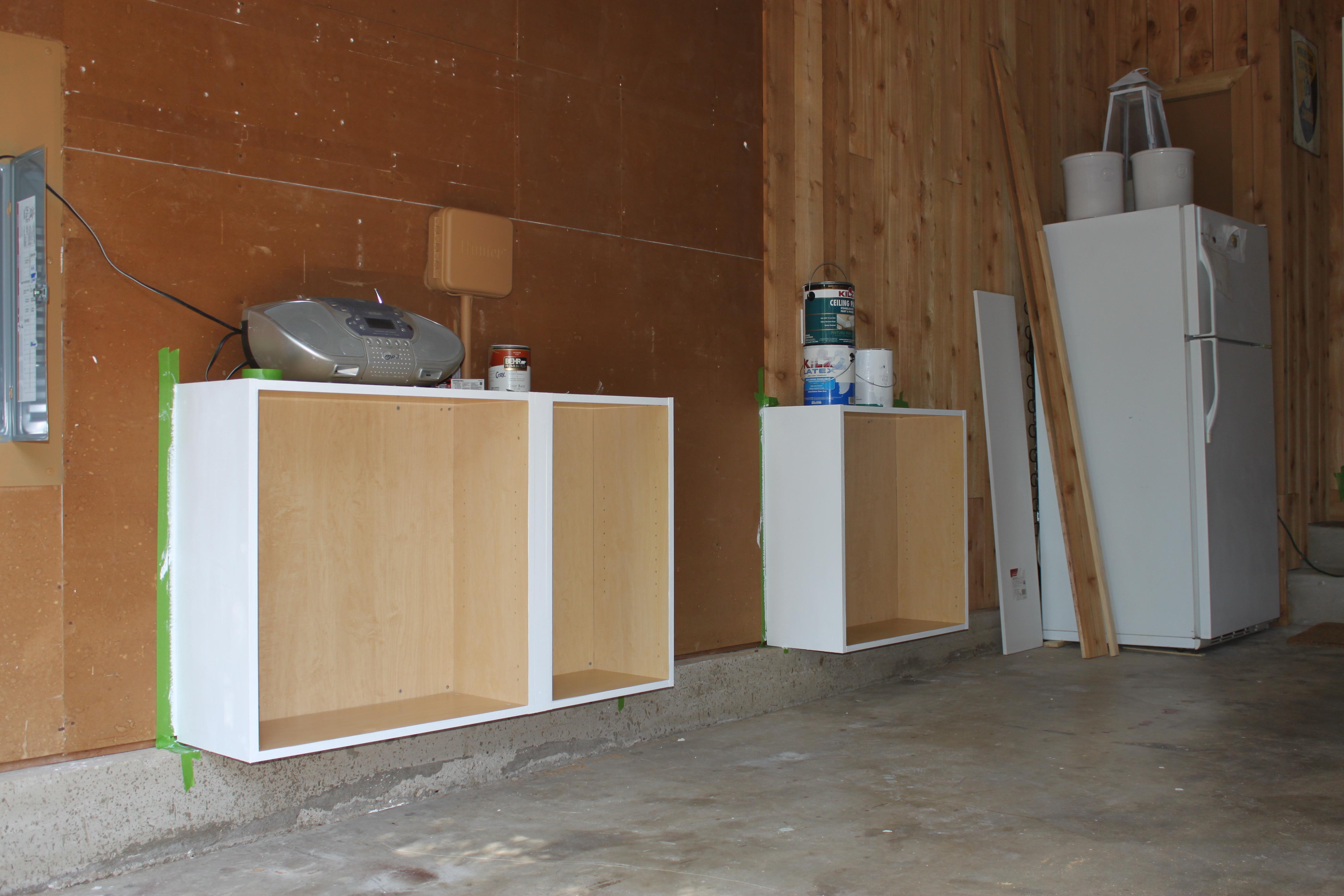Garage shelving plans with doors. how to build wooden garage doors ...