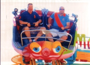 Crazy Mouse James and Jamie 2007
