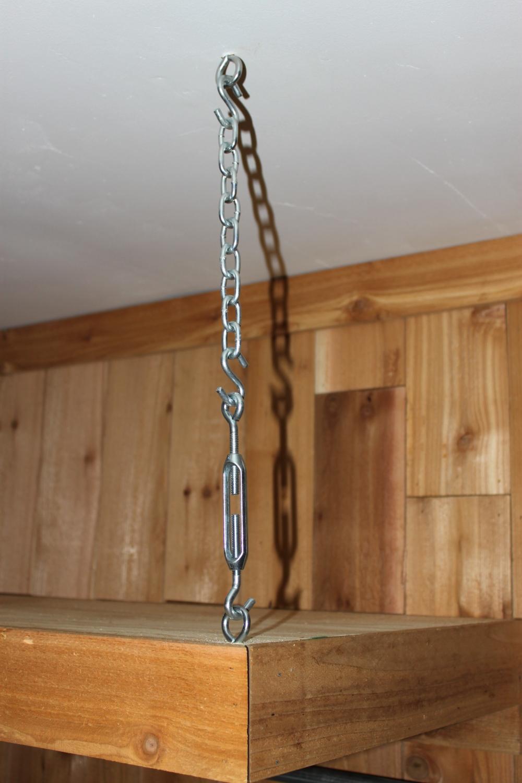 Shelves Over The Garage Door The Cavender Diary
