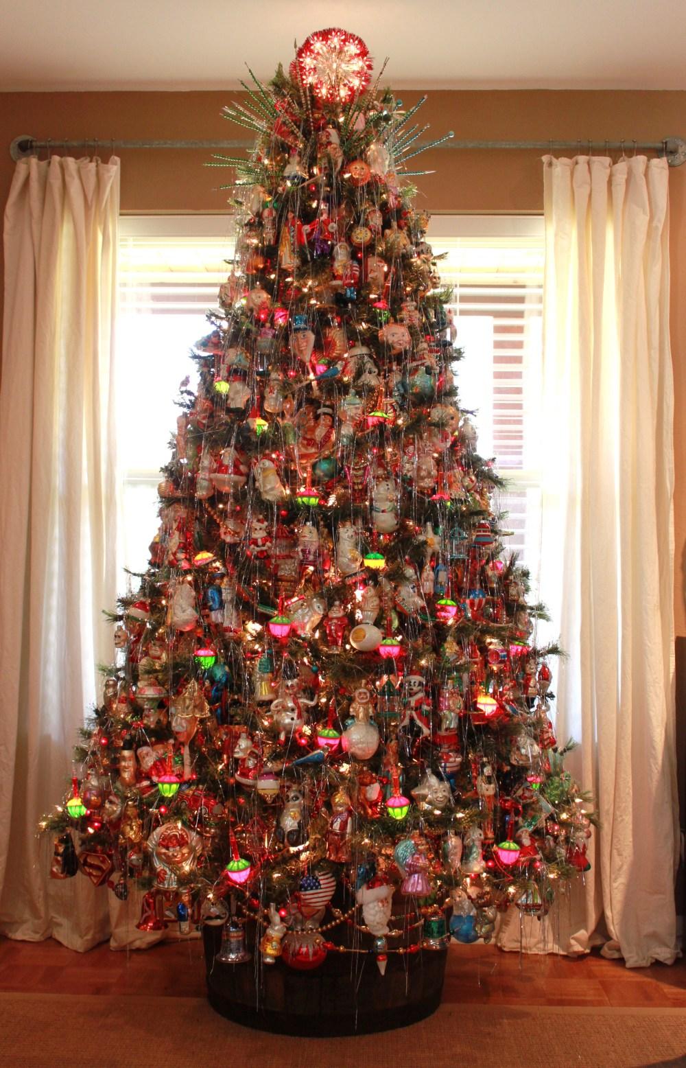 Christmas tree decorating ideas design decoration