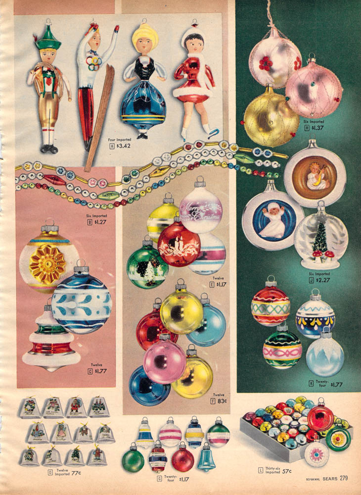 Shiny Brite Ornaments | THE CAVENDER DIARY