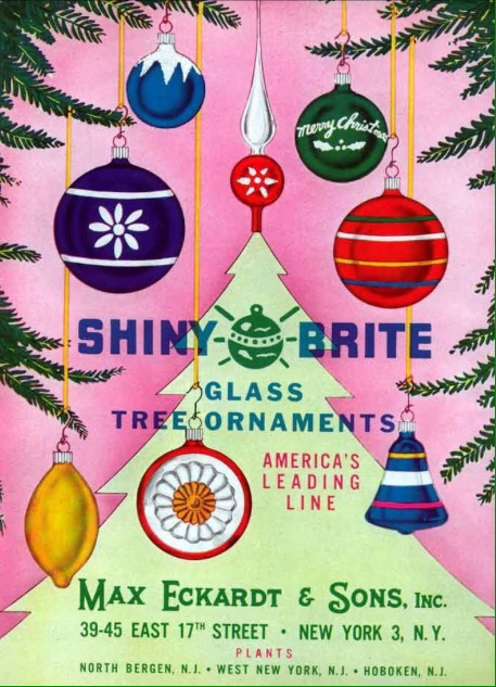 Old Shiny Brite Add