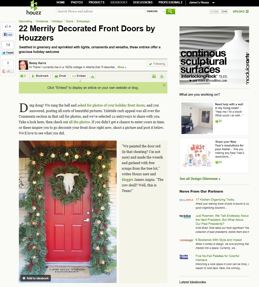 Cavender Front Door on Houzz