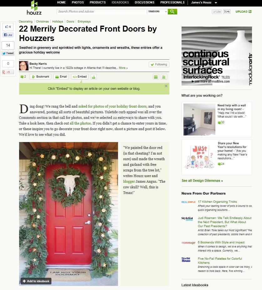 Cavender Front Door on Houzz