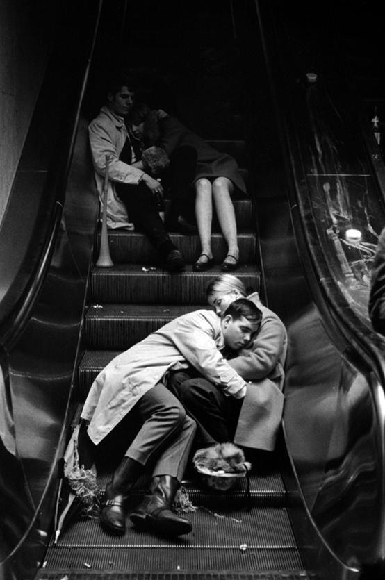 Grand Central Station NYE 1969