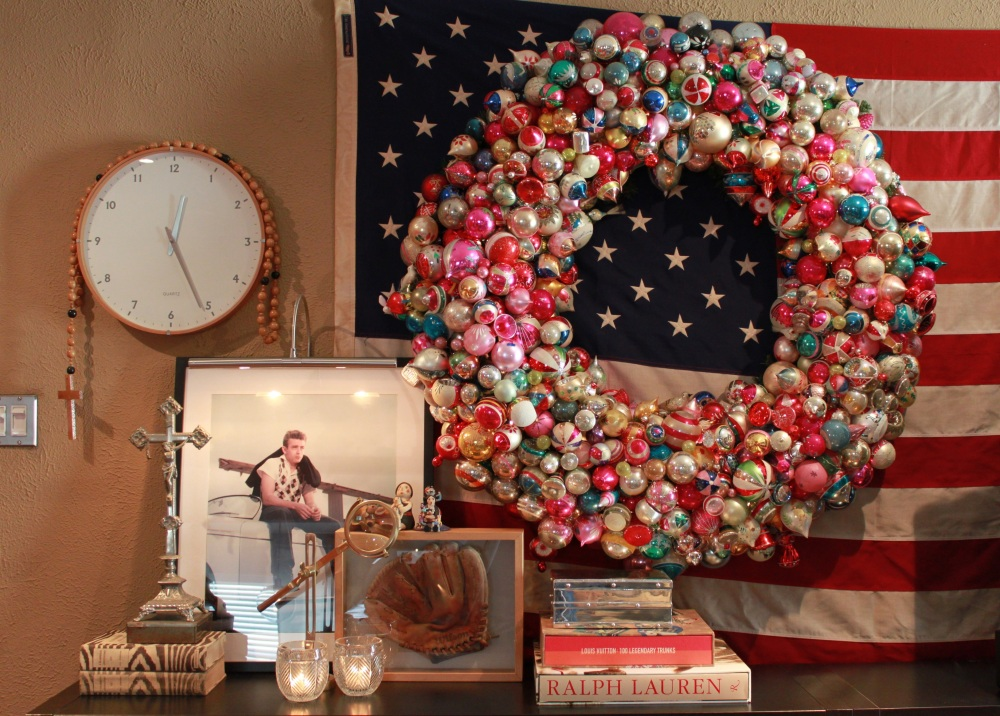 Big Ornament Wreath