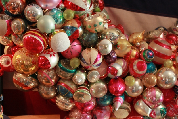 Collection of Vintage Ornaments