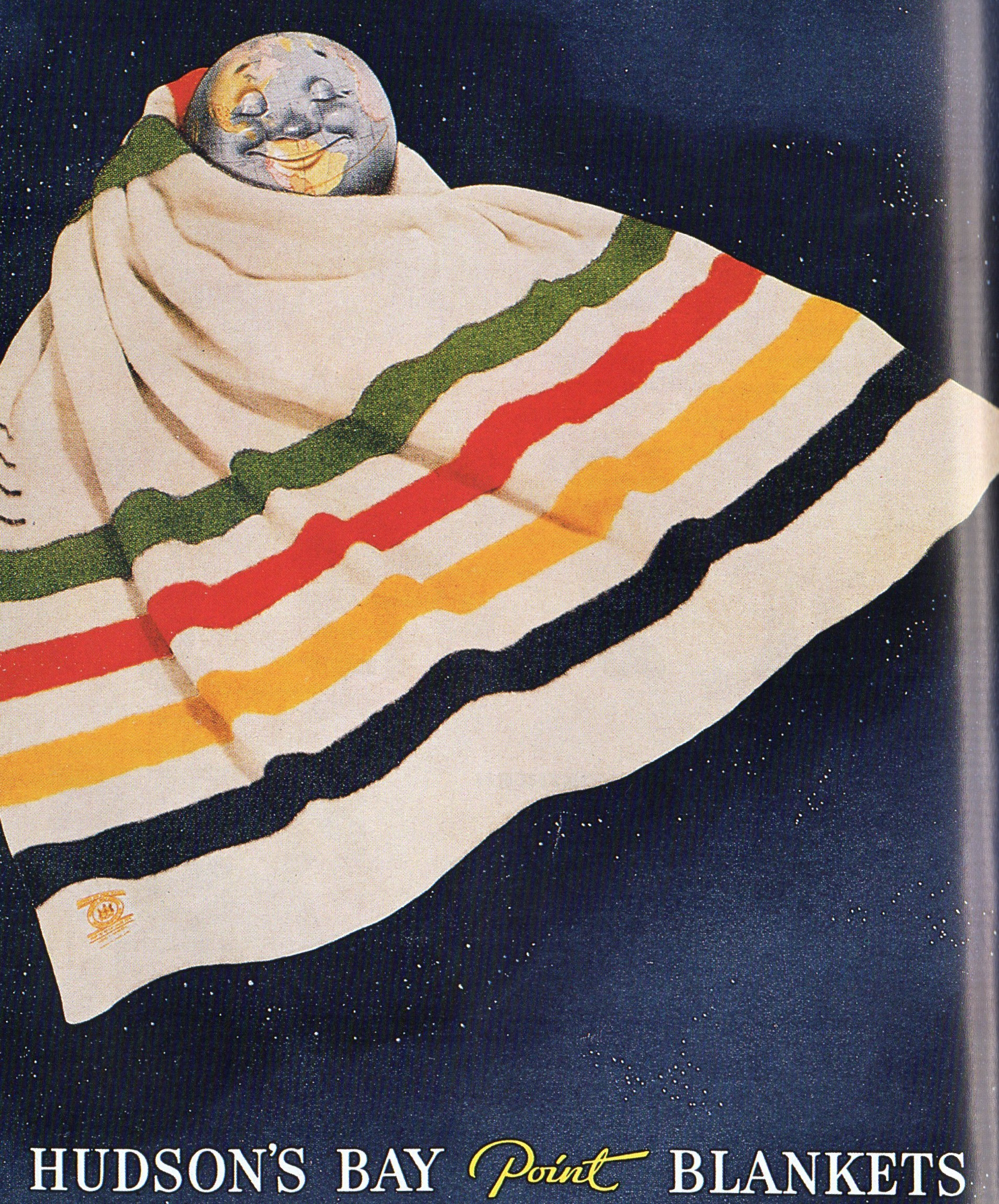 The History Of The Hudson S Bay Point Blanket The
