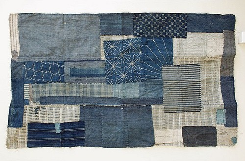Ashbee Design Denim Quilt
