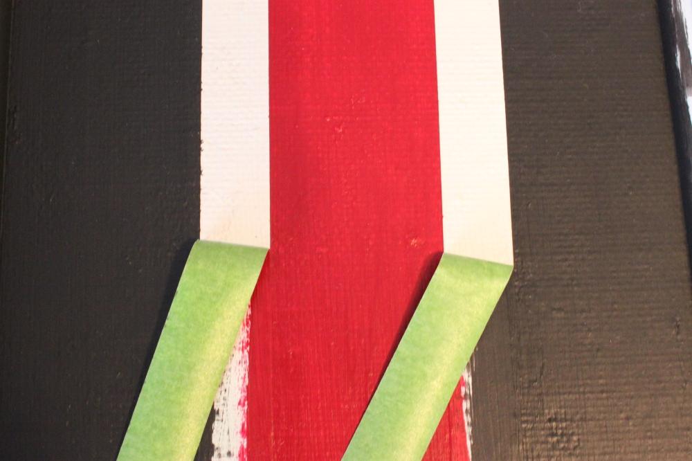 Peeling Back the Tape on the Stripes