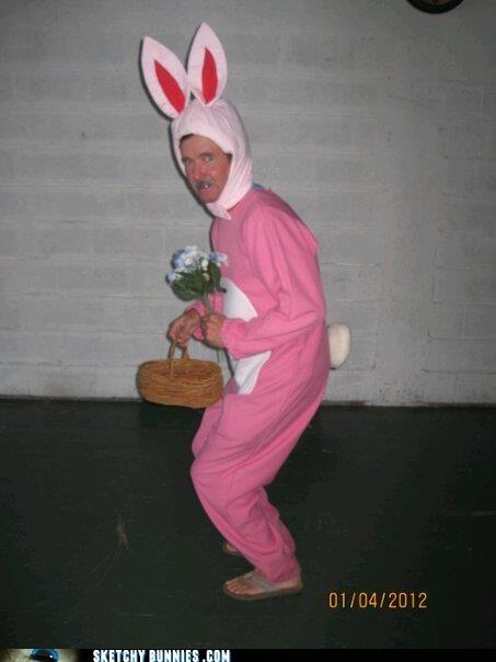 Flip Flop Bunny