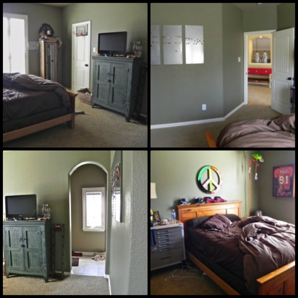 Grey's Room Collage