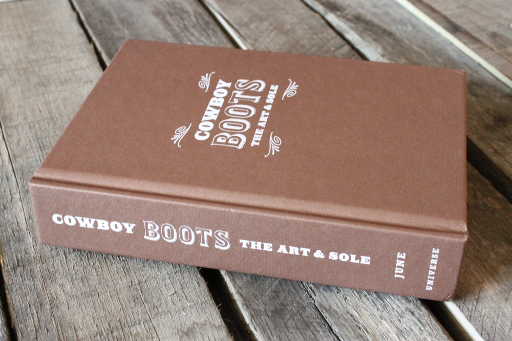Cowboy Boots the Art & Sole without the Dust Jacket