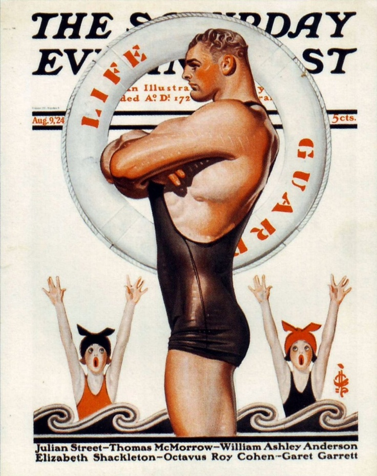 Saturday Evening Post Aug 1924