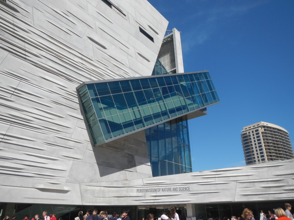 The Perot Museum of Sience and Nature