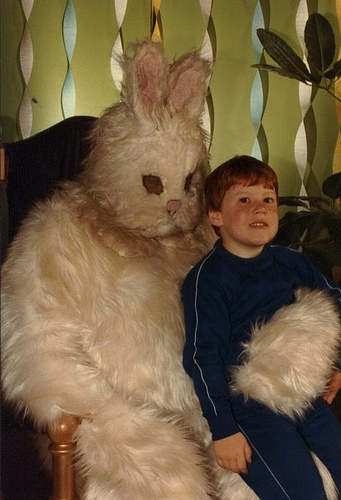 Wompa Easter Bunny