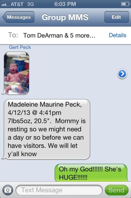 Maddie's Here