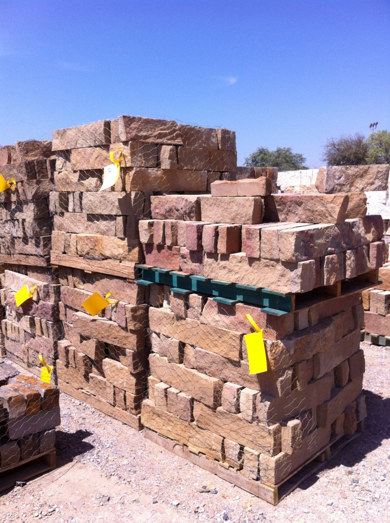 Stone to Choose from At Dallas Stone Supply