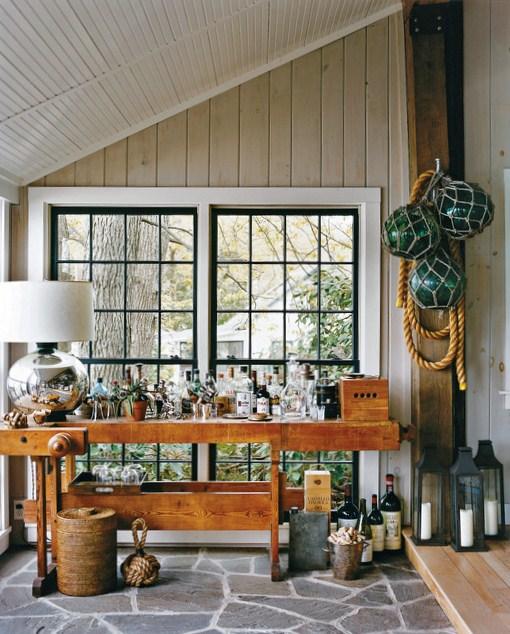 Thom Filicia Lake House Bar