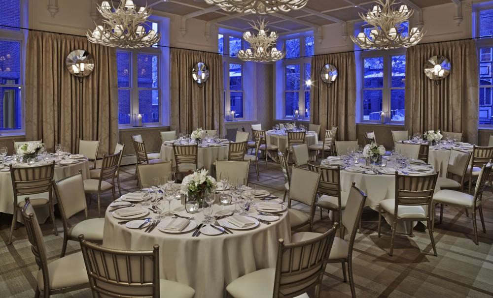 Hotel Jerome Ballroom