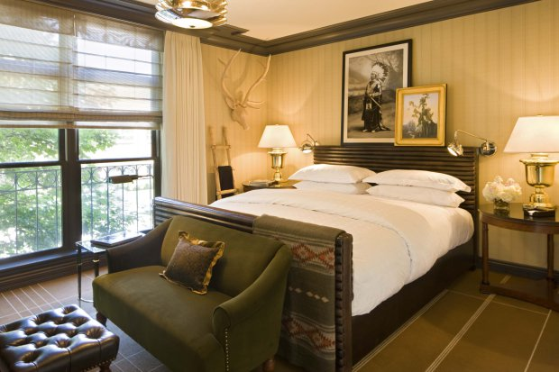 Hotel Jerome Guest Suite 2