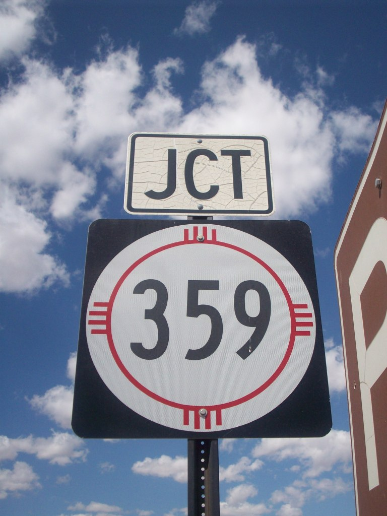 Junction 359 New Mexico