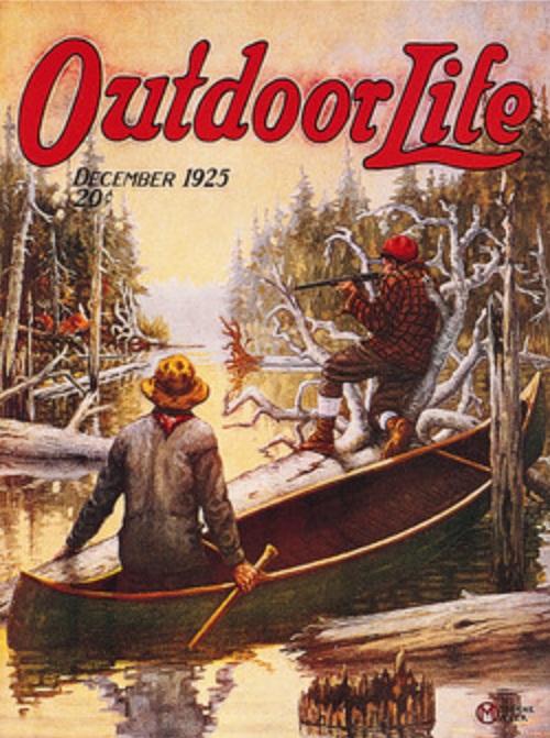Outdoor Life December 1925