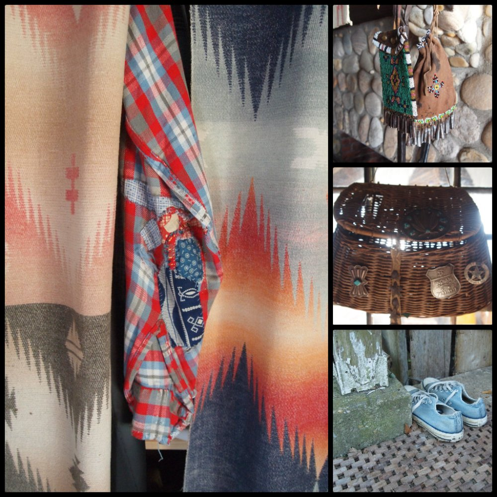 Seaweed's Beach House Collage 1