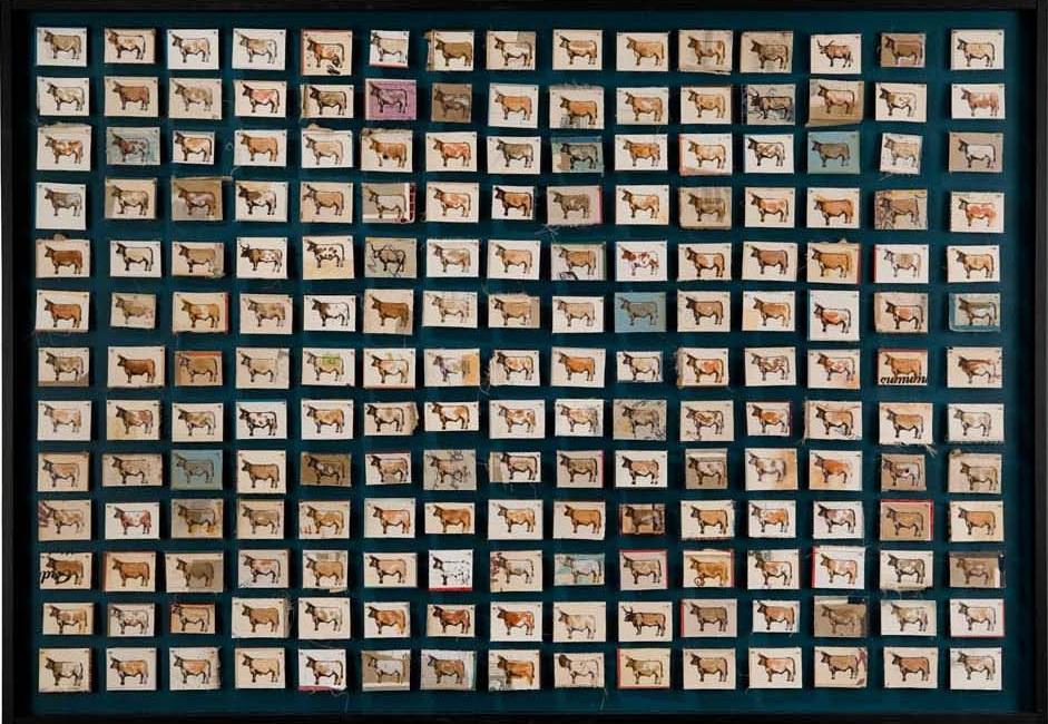 Work of art by artist Dolan Geiman, available online at DolanGeiman.com.  Photo by David Ettinger.