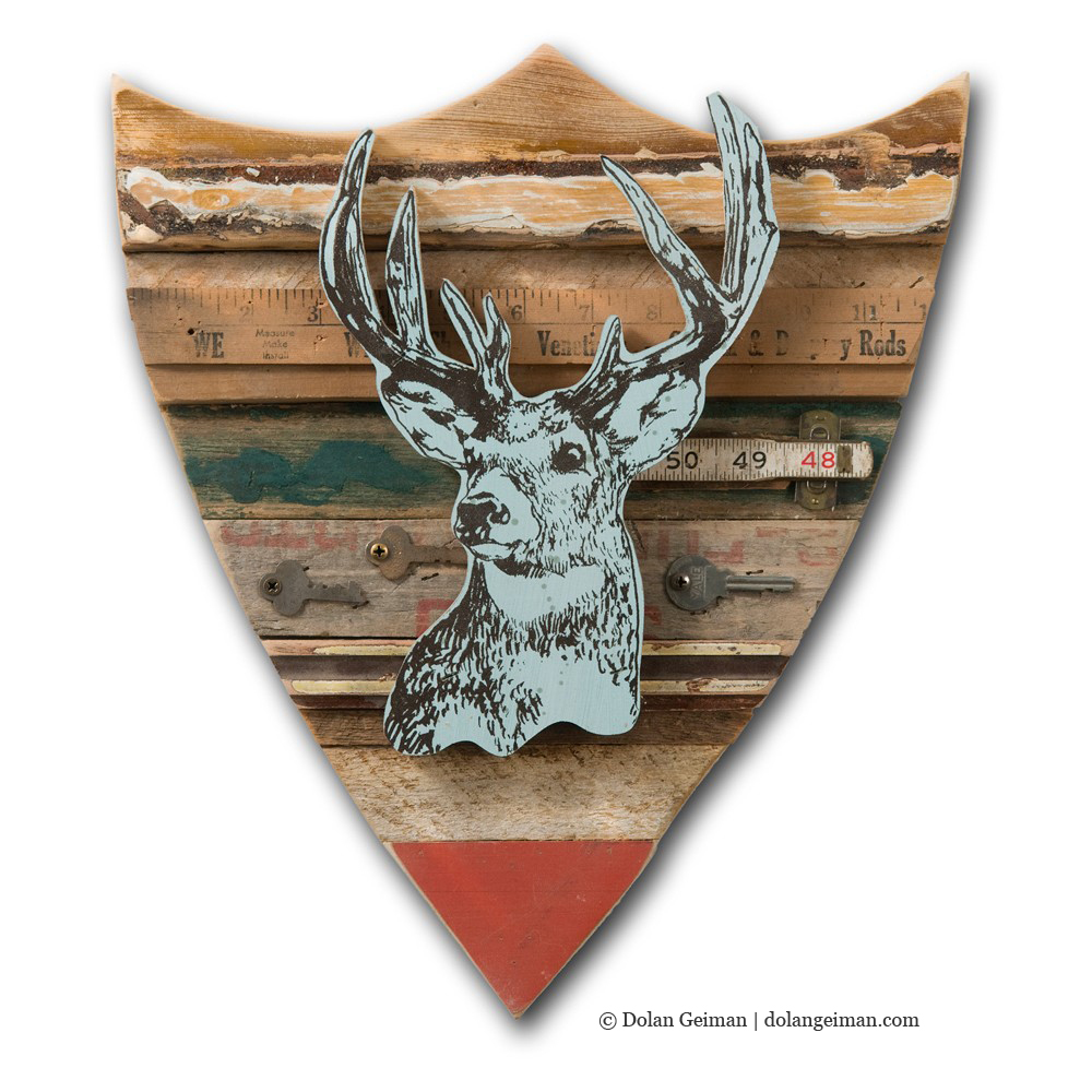 Trophy Deer Collection by Dolan Geiman