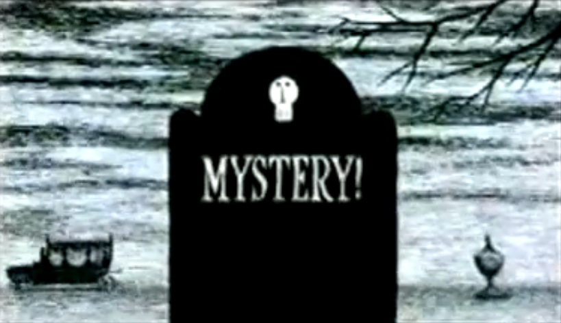 Edward Gorey PBS Mystery! Opeing 3