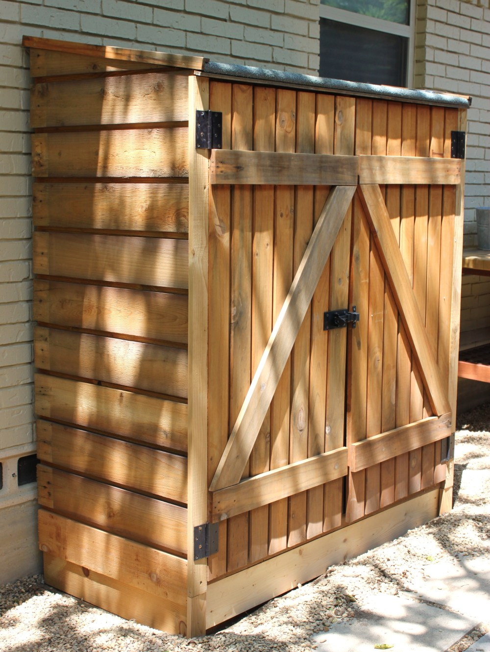 how to build a storage shed out of wood | Quick Woodworking Projects