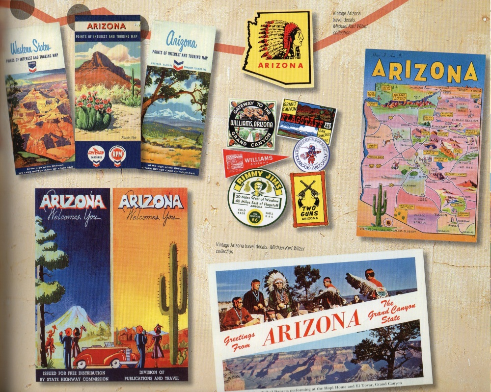 Arizona Collectible Images from Route 66