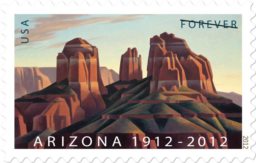 Arizona Forever Stamp