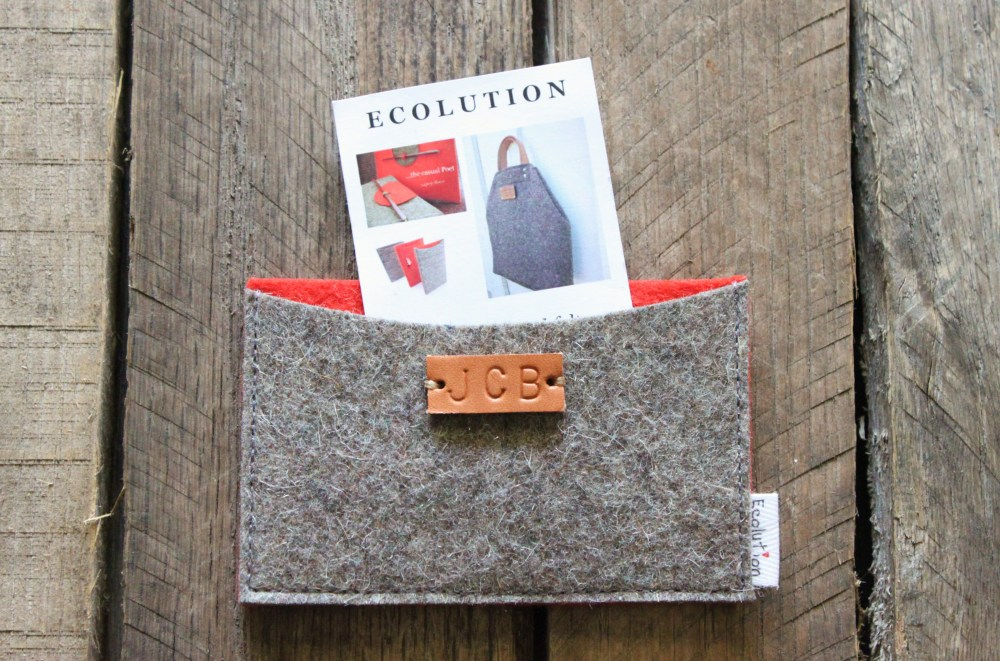 Business Card Holder from Ecolution