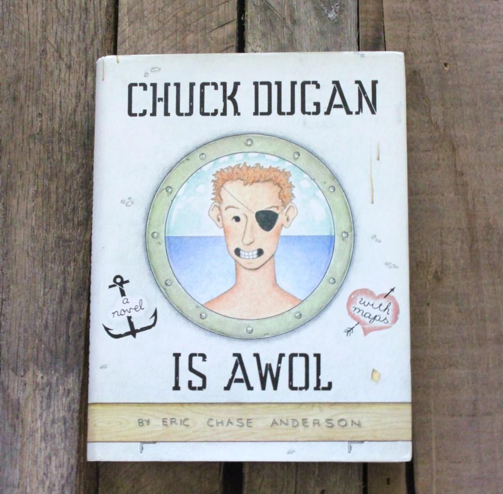Chuck Dugan is AWOL
