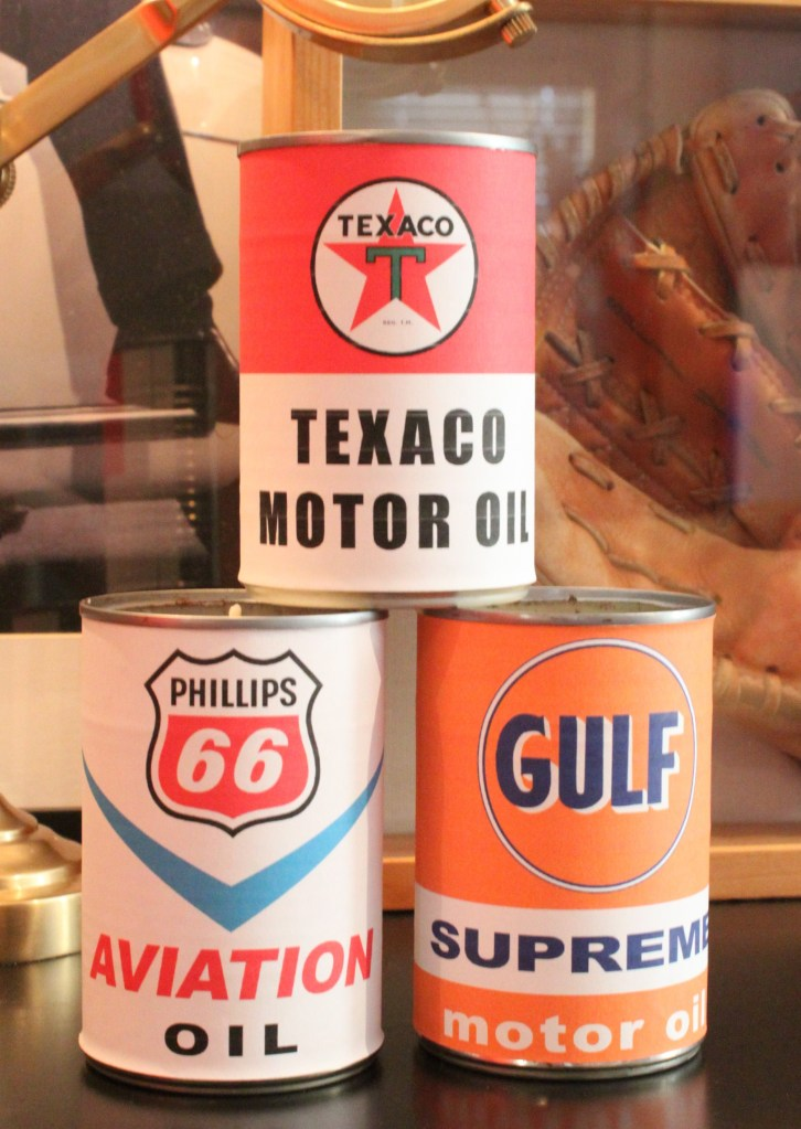 Oil Can Candles   THE CAVENDER DIARY