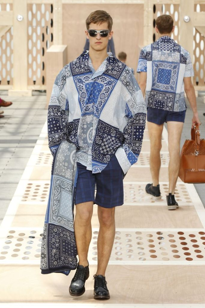 Louis Vuitton Spring '14 Look 18