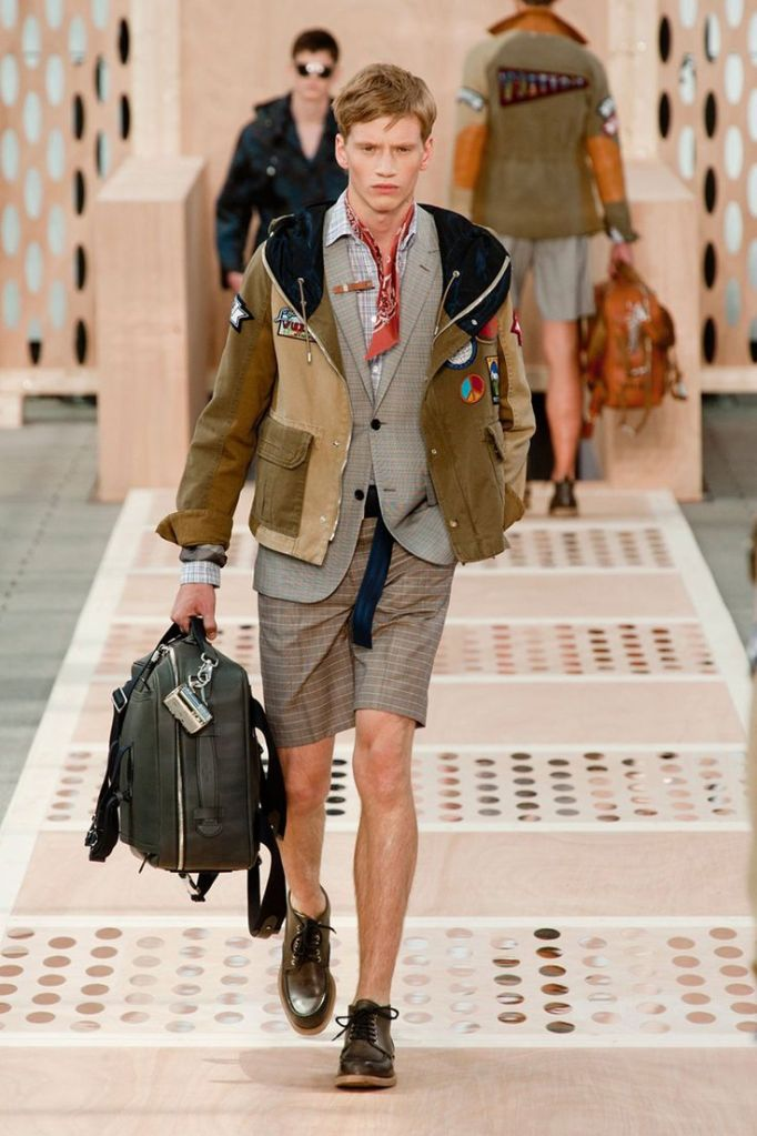 Louis Vuitton Spring '14 Look 27