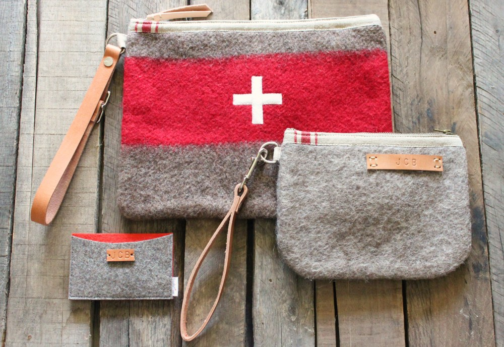 Swiss Army Bags from Ecolution